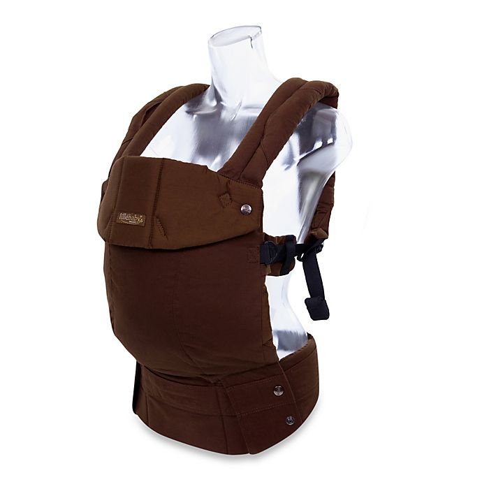 44533930351 lillebaby® Complete™ 6-in-1 Organic Cotton Baby Carrier in Toffee ...