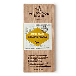 Wildwood Grilling Grill Planks (Set of 2)