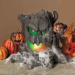 Gerson International Bubbling Halloween Tree