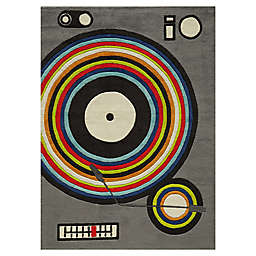 Momeni Lil Mo Hipster Area Rug in Grey