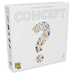 Concept Strategy Board Game