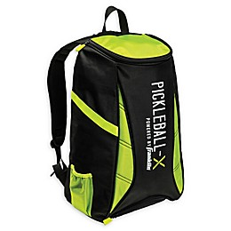 Franklin® Sports Deluxe Compeition Pickleball Backpack in Black/Grey