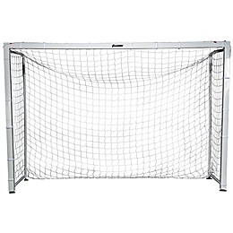 Franklin® Sports Official Size Aluminum Futsal Soccer Goal in White