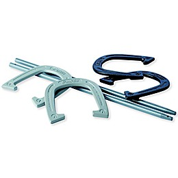 Franklin® Sports Professional Horseshoe Set in Blue/Grey