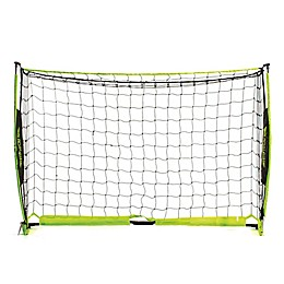 Franklin® Sports Blackhawk Flex-Pro Portable Soccer Goal in Yellow/Black