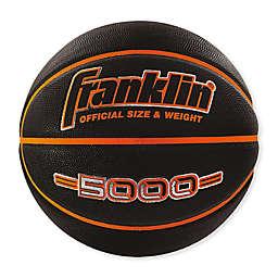 Franklin® Sports 5000 Laminated Basketball in Black/Orange
