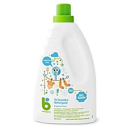 Babyganics® 60 oz. Fragrance-Free 3x Laundry Detergent