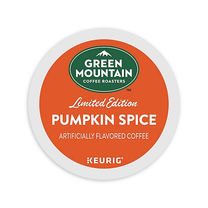 Alternate image 1 for Green Mountain Coffee® Pumpkin Spice Coffee Keurig® K-Cup® Pods 18-Count