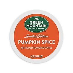 Keurig® K-Cup® Pack 18-Count Green Mountain Coffee® Pumpkin Spice Coffee