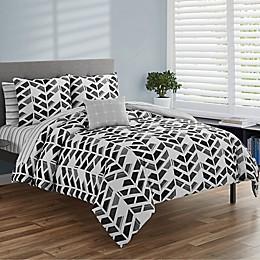 Rogan 12-Piece Reversible Comforter Set