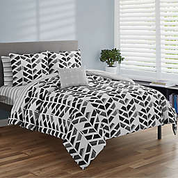 Rogan Reversible Comforter Set
