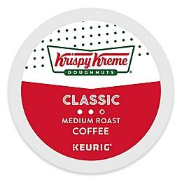 Krispy Kreme® Classic Medium Roast Coffee Keurig® K-Cup® Pods 18-Count