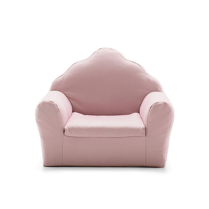 Peachy Big Joe Kids Art Deco Chair In Pink Buybuy Baby Beatyapartments Chair Design Images Beatyapartmentscom