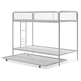 Everyroom Elia Triple Twin Metal Bunk Bed