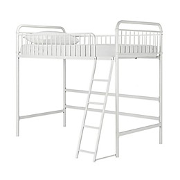 Kalvin Twin Metal Loft Bed