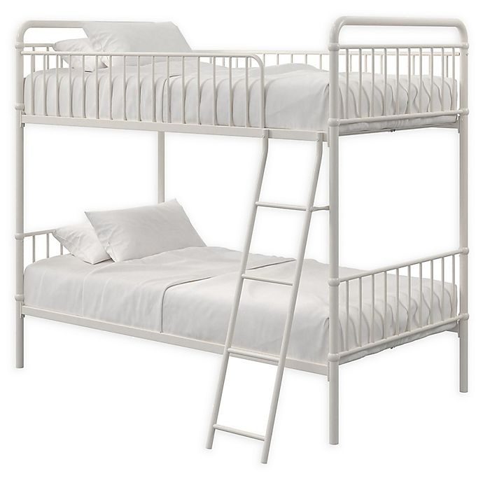 Alternate image 1 for EveryRoom Kalvin Twin-over-Twin Bunk Bed