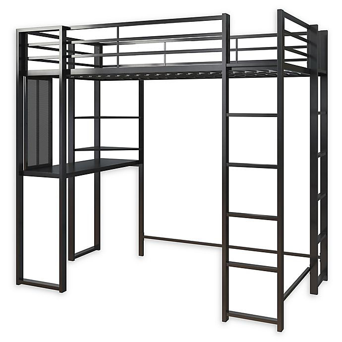 Alternate image 1 for EveryRoom Alix Twin Loft Bed