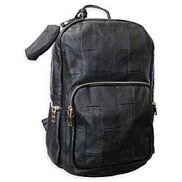 Amerileather Xanadu Backpack in Black