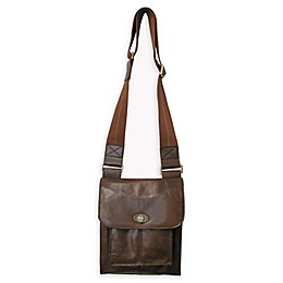 Amerileather Antony Travel Messenger Bag