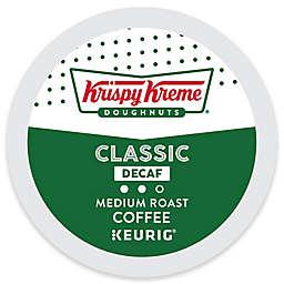 Krispy Kreme® Classic Decaf Medium Roast Coffee Keurig® K-Cup® Pods 18-Count