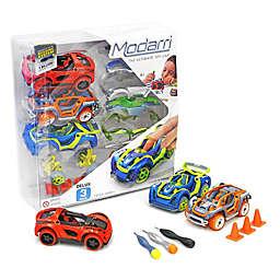 Modarri 3-Pack Deluxe Modular Building System Car Set