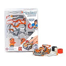 T1 Turbo Track 15-Piece Toy Car Set in Orange/White