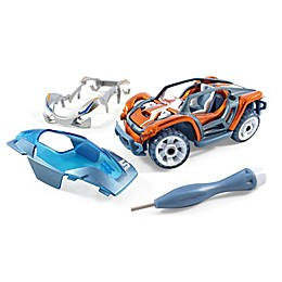Modarri Pro Deluxe X1 Dirt Car in Orange/Blue