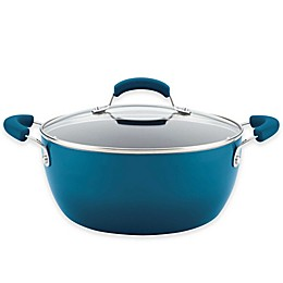 Rachael Ray™ Classic Brights 5.5 qt. Nonstick Covered Casserole