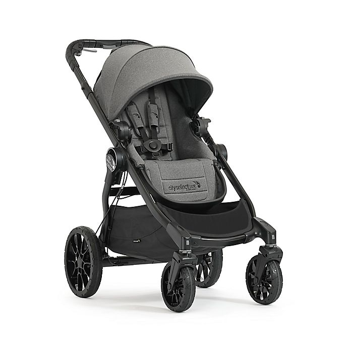 Alternate image 1 for Baby Jogger® 2017 City Select® LUX Stroller in Ash