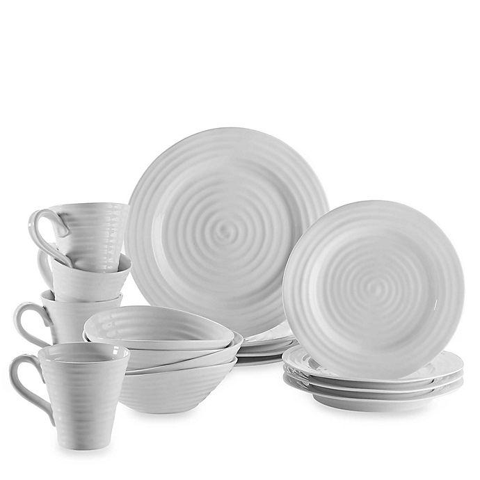 Alternate image 1 for Sophie Conran for Portmeirion® 16-Piece Dinnerware Set in White
