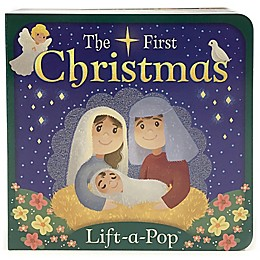 """The First Christmas"" Board Book"