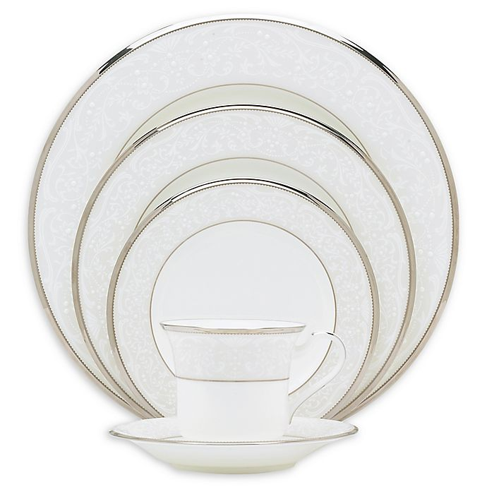 Alternate image 1 for Noritake® Silver Palace Dinnerware Collection