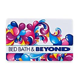 Multi Swirl Gift Card