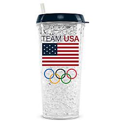 Olympics Team USA 16 oz. Crystal Freezer Tumbler