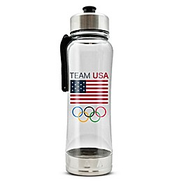 Olympics Team USA 20 oz. Clip-On Water Bottle