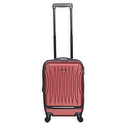 Club Rochelier 20-Inch Hardside Spinner Carry On Luggage