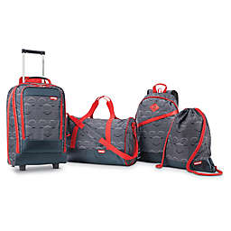 American Tourister® Mickey Face 4-Piece Luggage Set