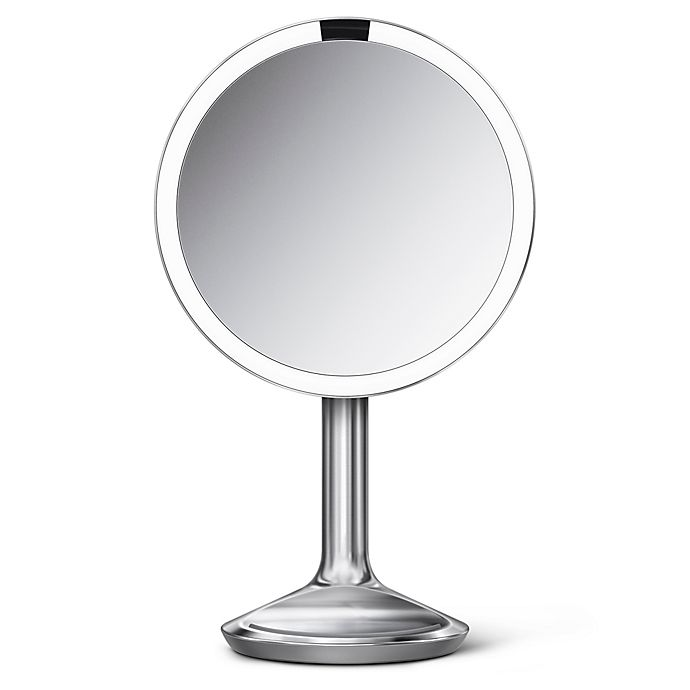 Alternate image 1 for simplehuman® 8-Inch Sensor Mirror SE