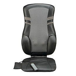 Brookstone® C2.5 Cordless Shiatsu Massaging Seat Topper