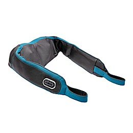 Brookstone® 2-in-1 Tapping & Shiatsu Neck & Shoulder Massager