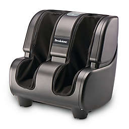 Brookstone® Foot & Calf Massager in Black