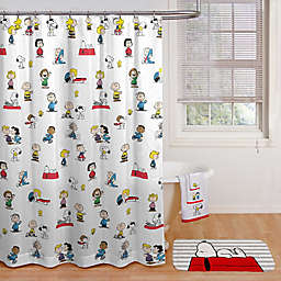 Peanuts™ Shower Curtain