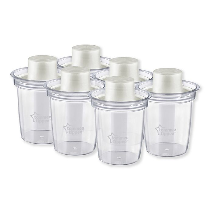 Alternate image 1 for Tommee Tippee® Closer to Nature® 6-Pack Formula Dispenser
