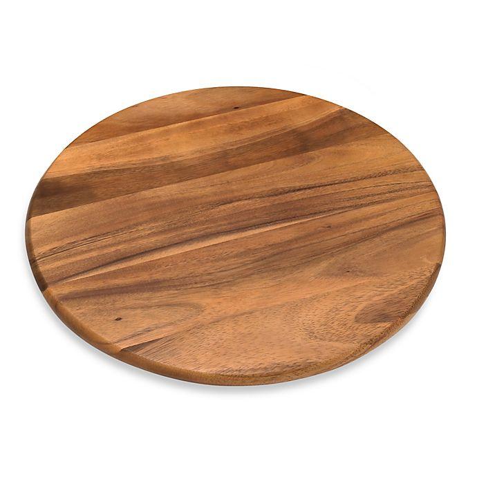 Alternate image 1 for Lipper International Acacia Wood 18-Inch Lazy Susan