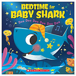"Scholastic ""Bedtime For Baby Shark"" Book by John Bajet"