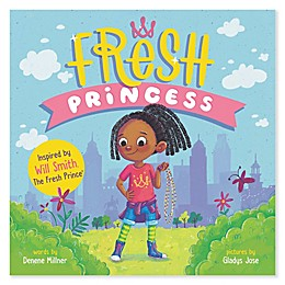 "Haper Collins ""Fresh Princess"" Book by Denene Millner"