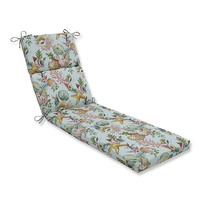 Alternate image 1 for Pillow Perfect 72.5-Inch Chaise Lounge Cushion