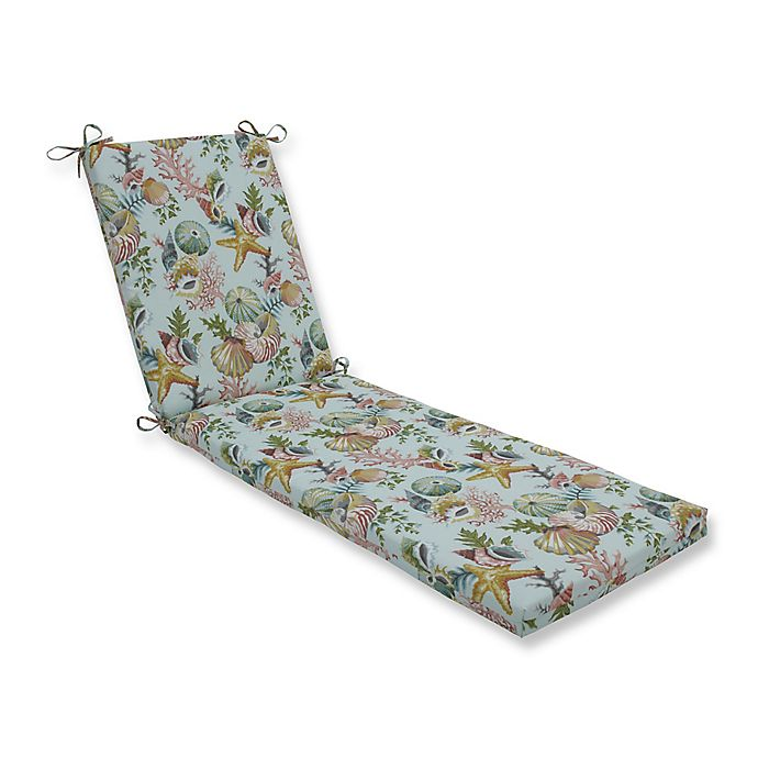 Alternate image 1 for Pillow Perfect 80-Inch Chaise Lounge Cushion