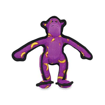 Tuffy® Junior Zoo Monkey Pet Toy in Purple