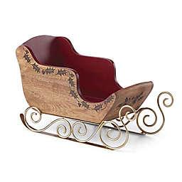 Lenox® Wood Sleigh Centerpiece (Set of 2)